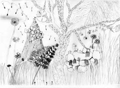 Experimentelles_Zeichnen-Vera