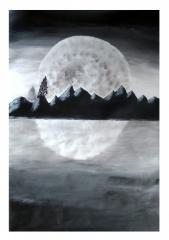 Leonie-Malerei