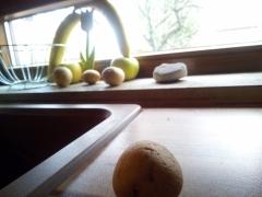Küchen-Stillleben, Marvin