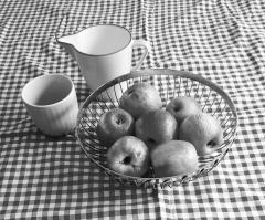Küchen-Stillleben, Elias