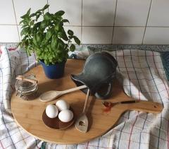 Küchen-Stillleben, Fynn-Louis