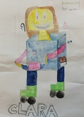 Ich als Roboter